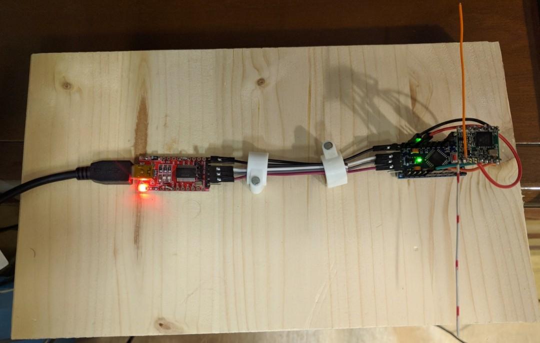 LoRaWAN-testing-device